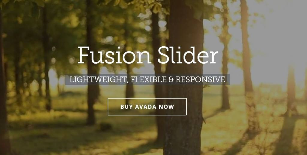 tutorial fusion slider