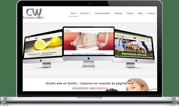creación de paginas web Sevilla