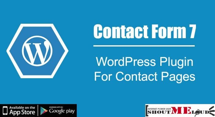 Cómo modificar contact form 7 con xampp 1