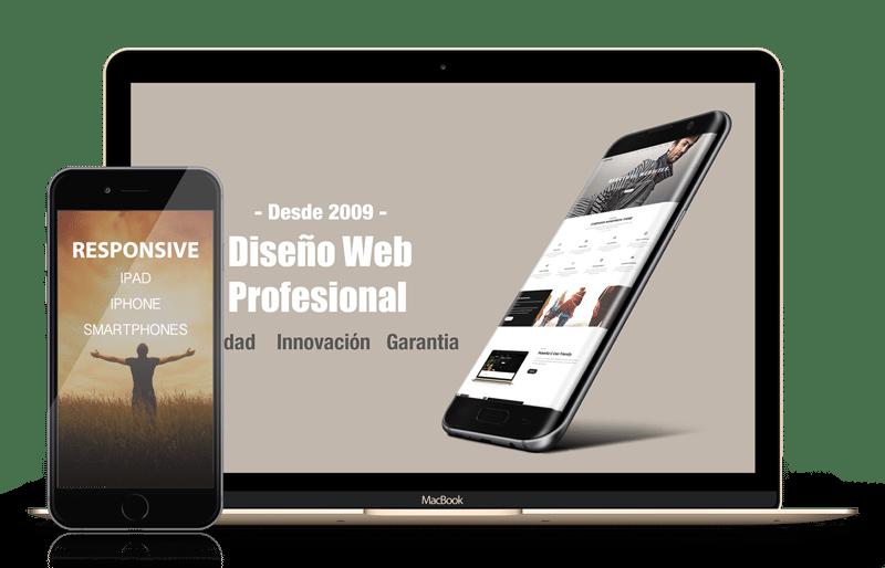 diseño de páginas web en Sevilla