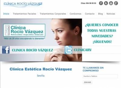 creamos web para clínicas estéticas