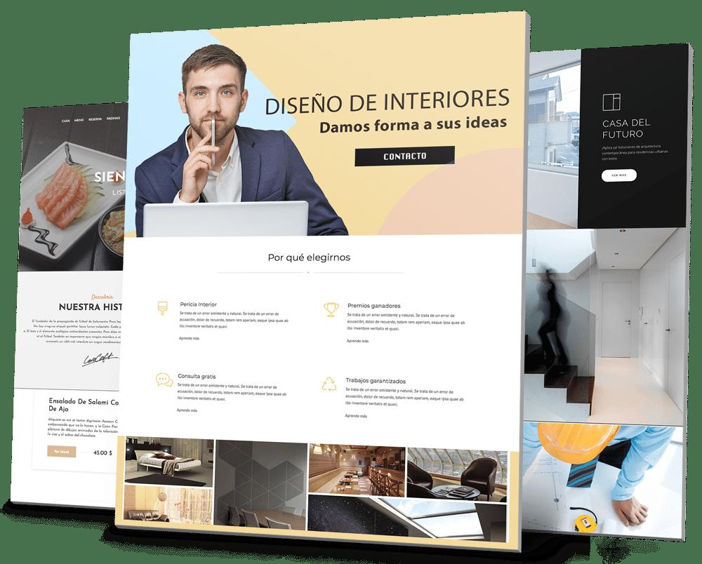 empresa de diseño web Santiponce