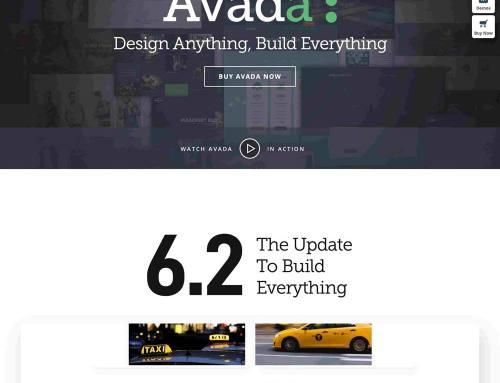 Avada Theme la plantilla más vendida de themeforest